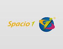 Spacio 1 - Facebook Content