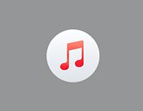 iTunes Concept UI