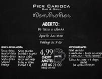 Agenda Pier Carioca