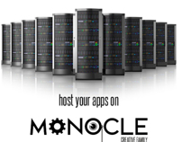 Flyer for monocle