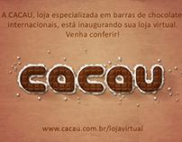 Imagem para Facebook - Cacau