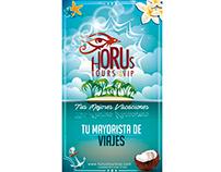 Horustoursvip Banner