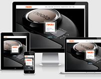 Sitio web Neato Argentina.