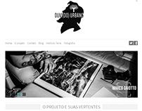 Site para poesia e projetos pessoais.