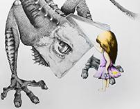 Ilustración, quimera de libros
