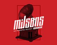 Branding // Redesign // Mil Sons