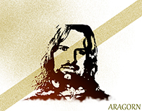 Poster Art - The Lord of the Rings