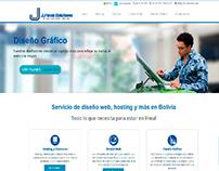 pagina web empresa hosting