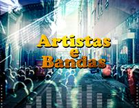 Artistas e Bandas