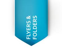 Flyers e Folders