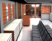 Mareblu Store - Concepto departamento de Caballeros