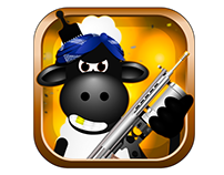 Armed Sheep - Android Game