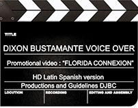 Corporate voice, video Promotional FLORIDA CONNEXION