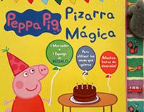 Diseño- Pizarra mágica Peppa Pig 3
