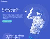 Customização de site com novos efeitos visuais