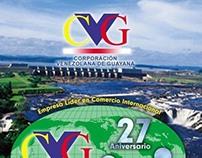 Carpeta corporativa para CVG