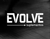Evolve Suplementos - Redesign