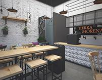 Cafe Tierra Morena - Diseño