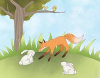 Ilustração infantil | Childlike illustration