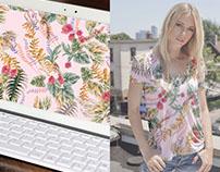Women Print Fashion Designs