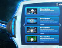 Planeta Oreo - rediseño 2D-3D | Nolines (Freelance)
