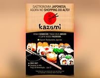 Flyer Kazumi