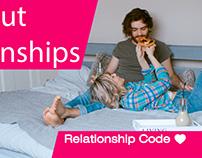 RELATIONSHIP CODE Portadas Facebook