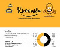 Branding - Kicoomida