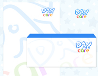 Day Care- Identidade visual- Logo e Papelaria