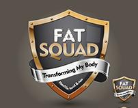 Logo Fat Squad