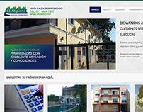Desarrollo Sistema Inmobiliario PHP