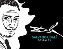 Dalí | Postales