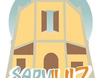 Marca do bairro SERVILUZ