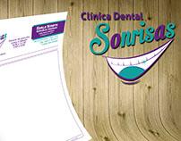 Diseño de identidad gráfica, Clínica Dental