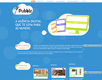 Pubble - Site Institucional