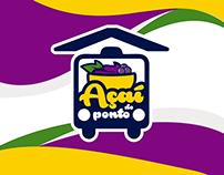 Logotipo Açaí do Ponto