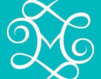 Identidade Visual - Melinda Convites