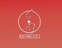 identidade visual | adotaréchic | 2016