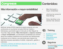 Email Marketing - Newsletter mensual a clientes