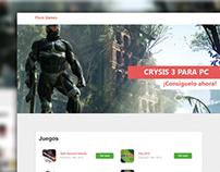 Game web