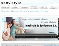 Sony Style México