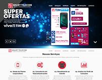 Web Site - Smart Telecom