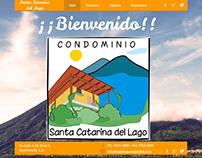 Diseño web www.lagodepanajachel.com