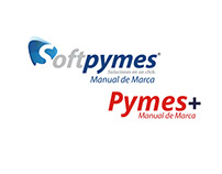 Manual de Marca: Softpymes & Pymes+