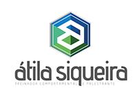 Apresentação comercial do palestrante Átila Siqueira