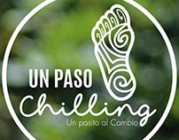 "Proyecto Logo ""Un Paso Chilling"""