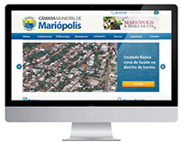 Portal Câmara Municipal de Mariópolis