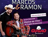 Marcos & Ramon Social Media