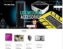 The Geek Shop mx
