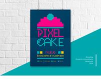 Pixel Cake - Branding